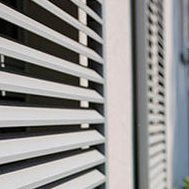 Aluminium Louvered Shutters