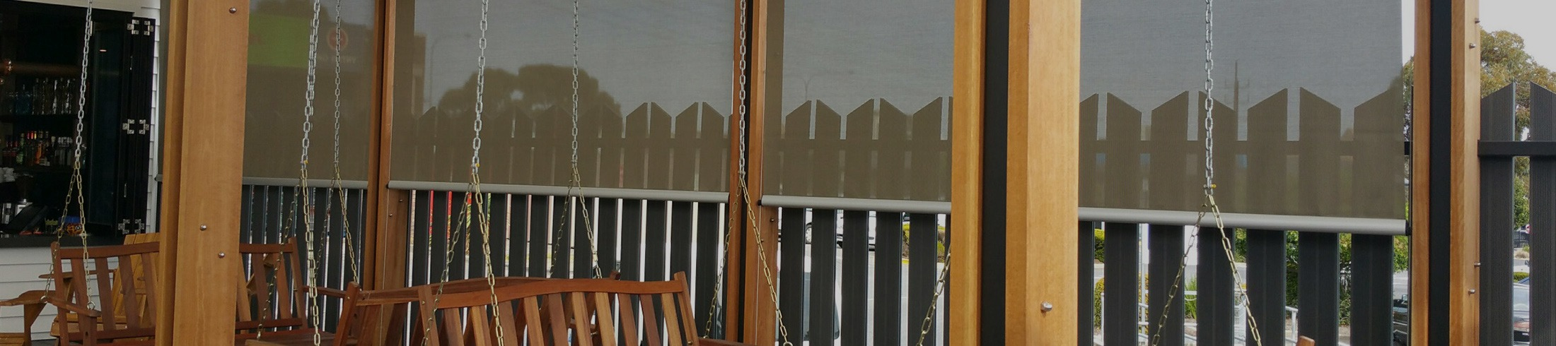 outdoor wire guided blinds 01