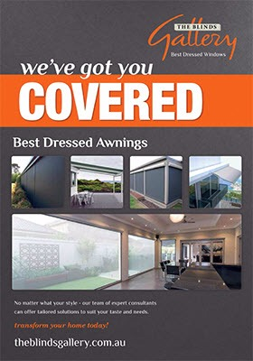 Awnings Brochure