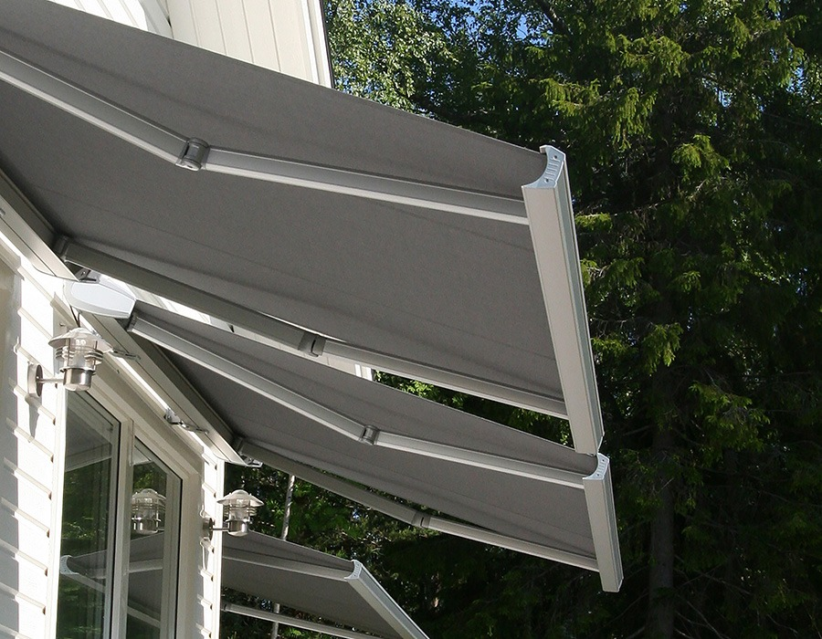 Folded Arm Awnings Perth Largest Range The Blinds Gallery