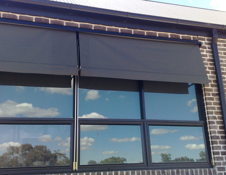 Outdoor Roller Blinds Perth Largest Range The Blinds