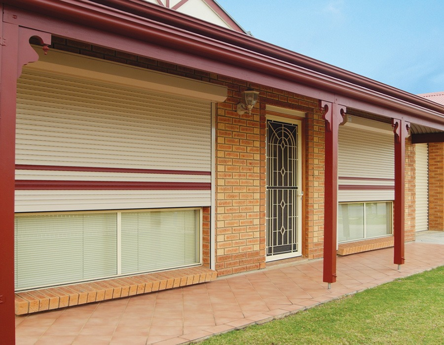 External Roller Shutters Supplier In Perth The Blinds Gallery