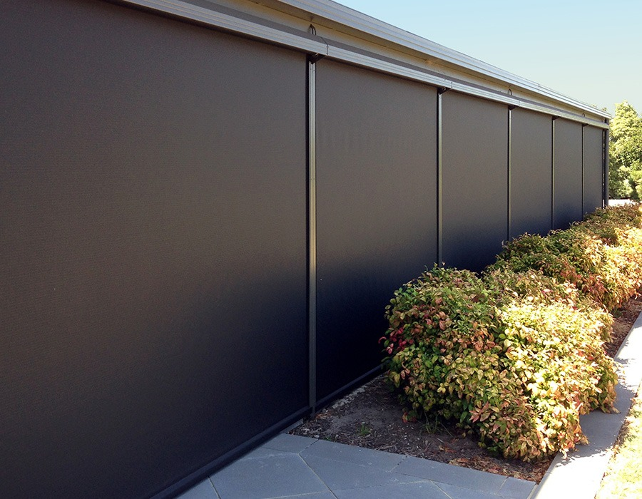 Ziptrak Blinds Perth Best Prices The Blinds Gallery