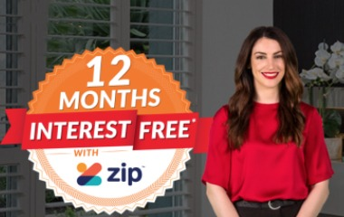Interest Free Available