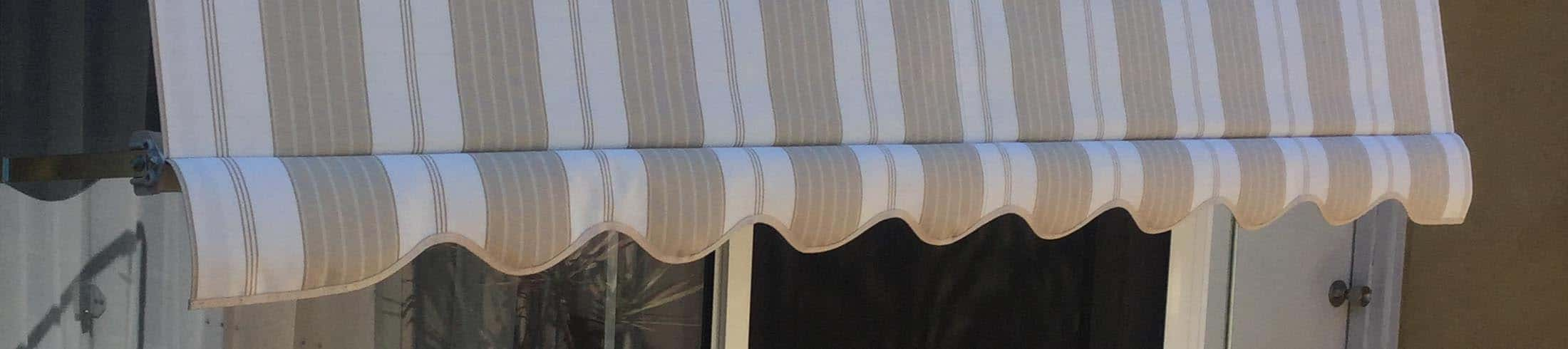 Automatic Lock Arm Awnings 1
