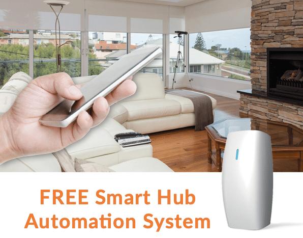 Smart Hub Home Automation 1